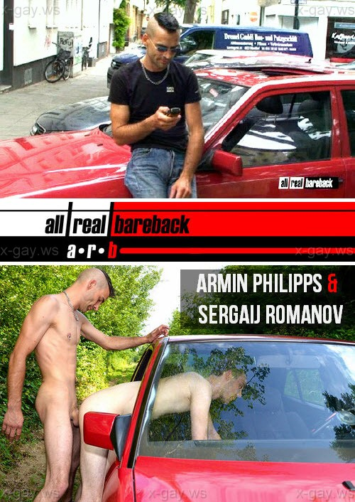 AllRealBareback – Armin Philipps & Sergaij Romanov