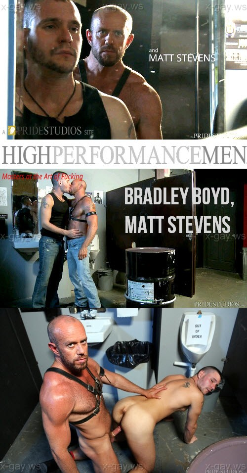 HighPerformanceMen – Bradley Boyd & Matt Stevens