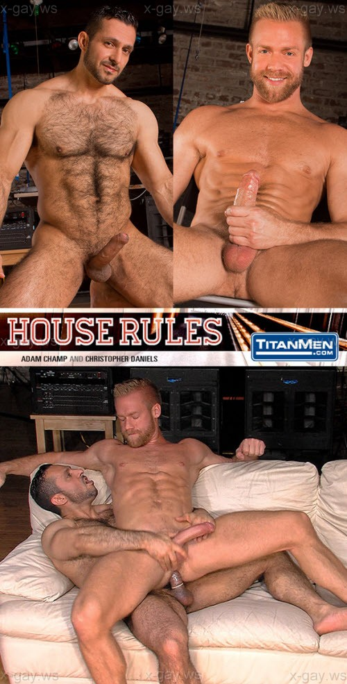 TitanMen – Adam Champ & Christopher Daniels