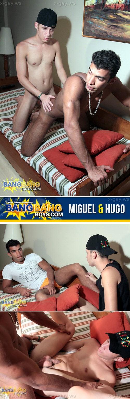 BangBangBoys – Miguel & Hugo BareBang, Flip-Flop