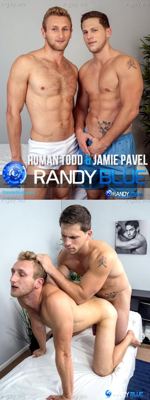 RandyBlue – Roman Todd & Jamie Pavel