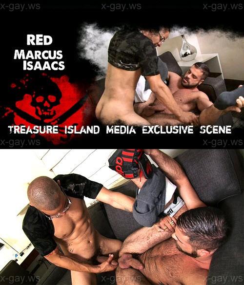 TimFuck – Red & Marcus Isaacs, Bareback
