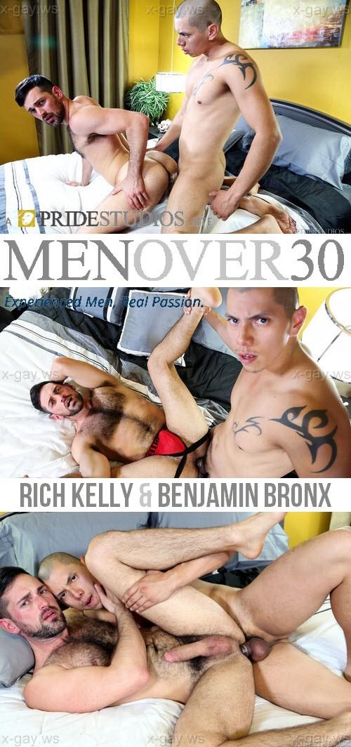 MenOver30 – Rich Kelly & Benjamin Bronx