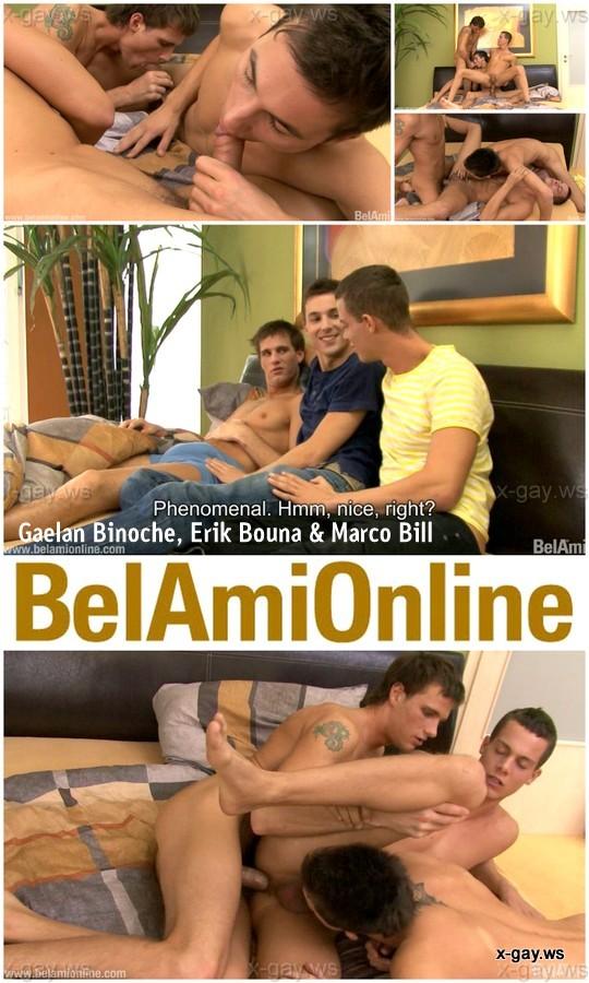 BelAmiOnline – Gaelan Binoche, Erik Bouna & Marco Bill – Original Programming