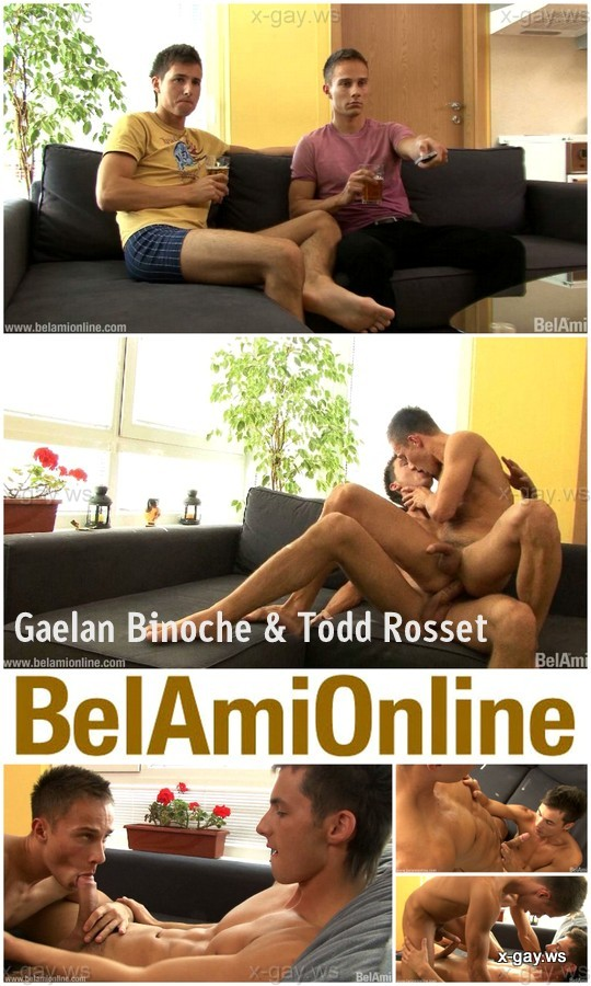 BelAmiOnline – Gaelan Binoche & Todd Rosset – Original Programming