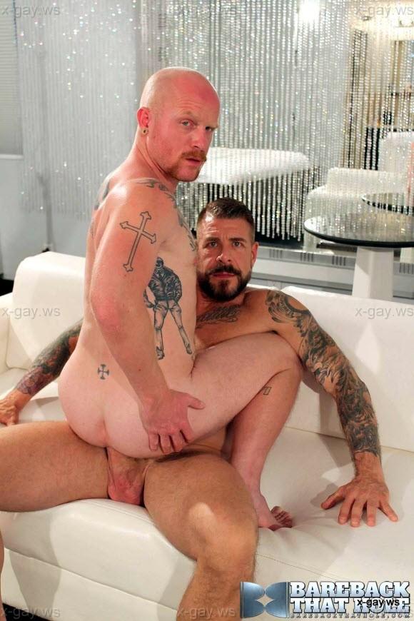 BarebackThatHole – Brock Rustin & Rocco Steele