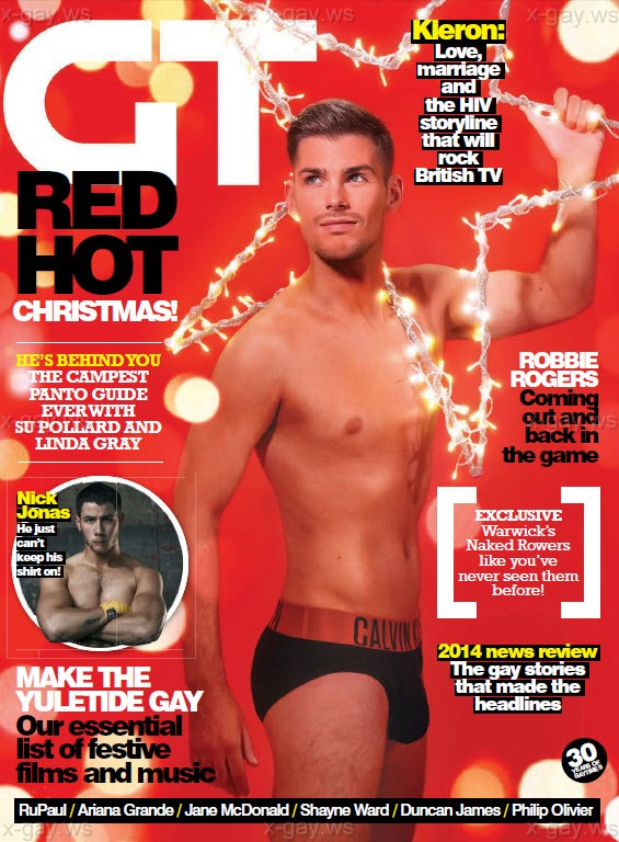 Gay Times – December 2014