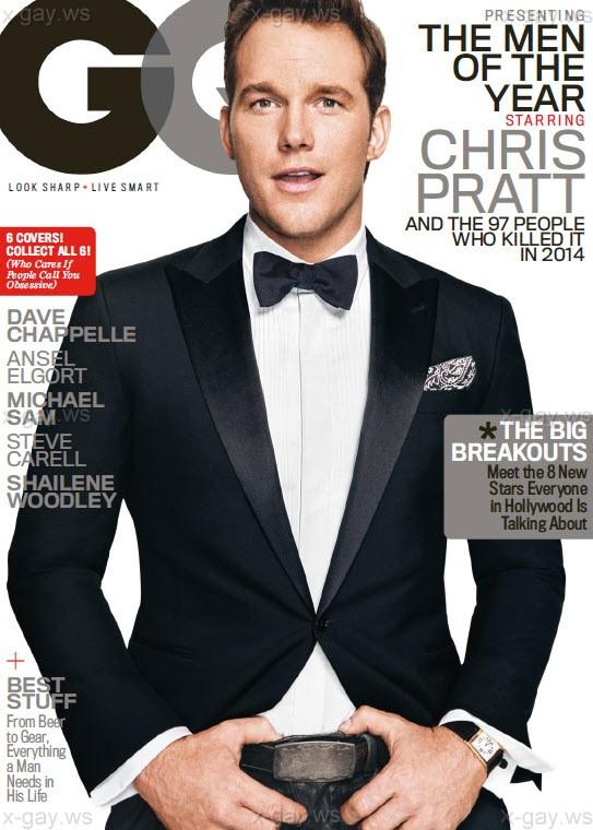 GQ Magazine – USA – December 2014