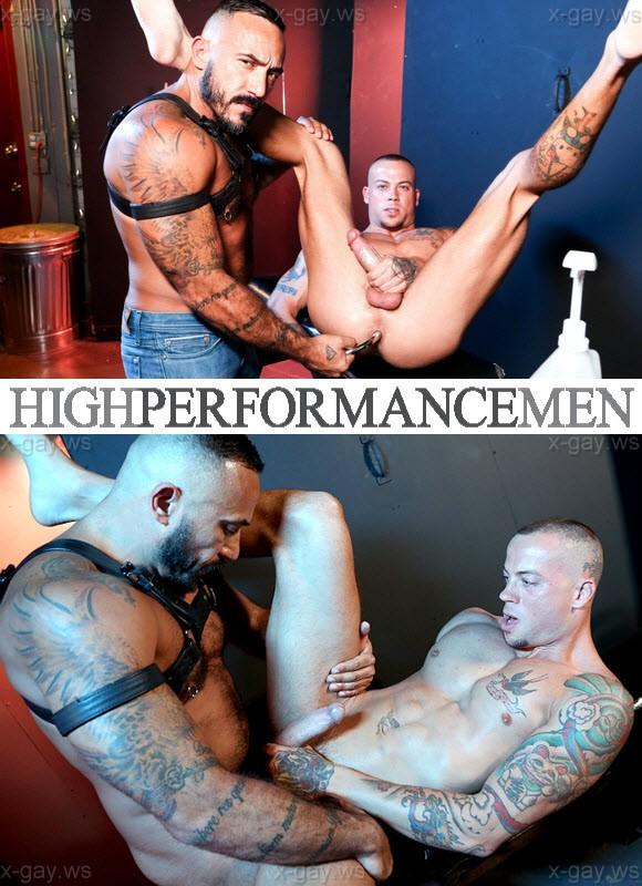 HighPerformanceMen – Alessio Romero, Sean Duran