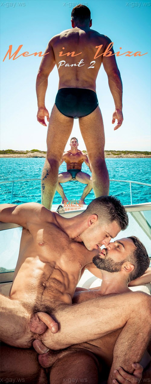 MEN – Drill My Hole – Men In Ibiza, Part 2: Abraham Al Malek & Paddy O'Brian