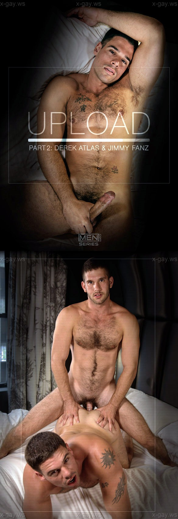 MEN – Drill My Hole – Upload, Part 2: Derek Atlas & Jimmy Fanz