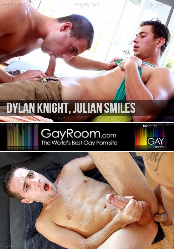 GayRoom – Dylan Knight & Julian Smiles