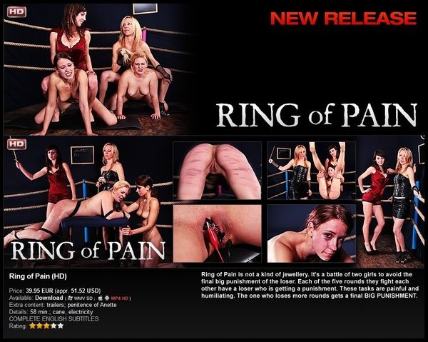 Ring of Pain – Ring of Pain The Training