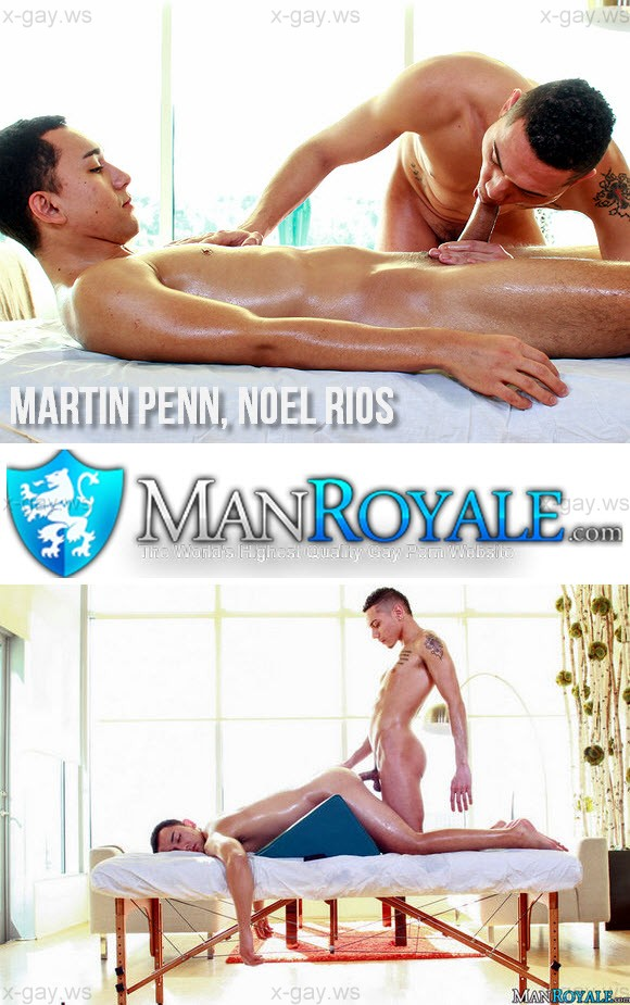 ManRoyale – Martin Penn & Noel Rios