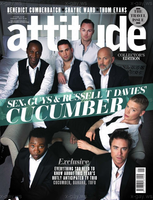 Attitude Magazine – Issue #253 – February 2015
