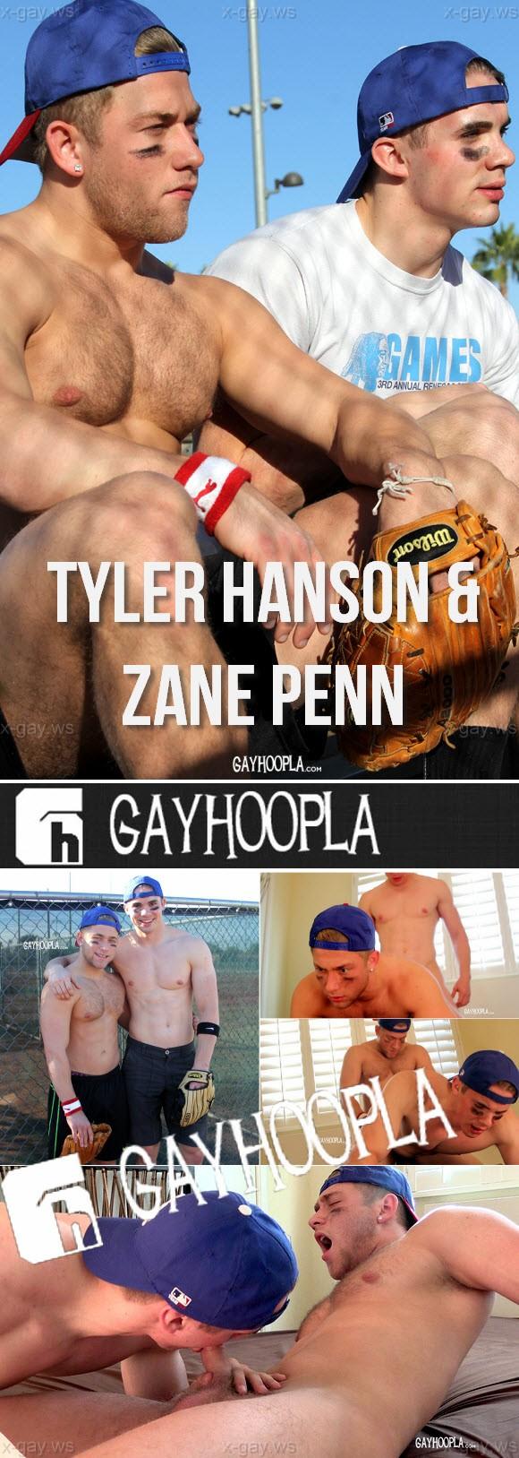 GayHoopla – Tyler Hanson & Zane Penn, Flip-Flop