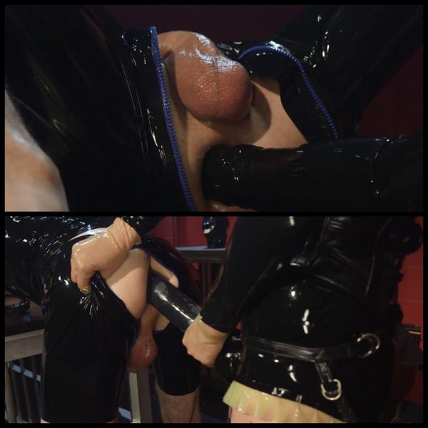 (14.01.2015) Dripping Wet Domme – Fetish, Domination