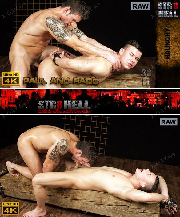 Str8Hell – Paul Hunter & Rado Zuska, RAW
