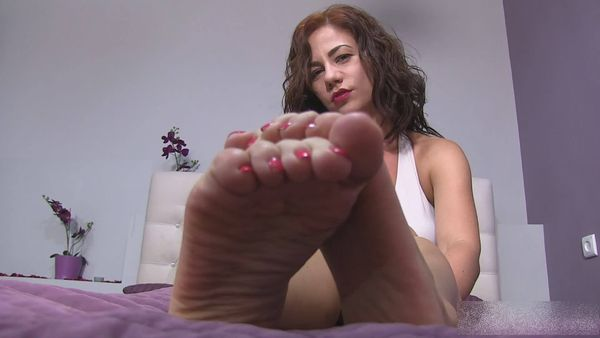 new 12.05.2015 Jerk-Off to My Beautiful Feet