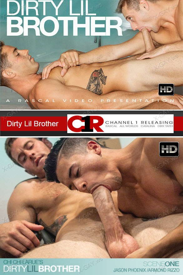 C1R – Armond Rizzo & Jason Phoenix in Dirty Lil Brother, Scene #1