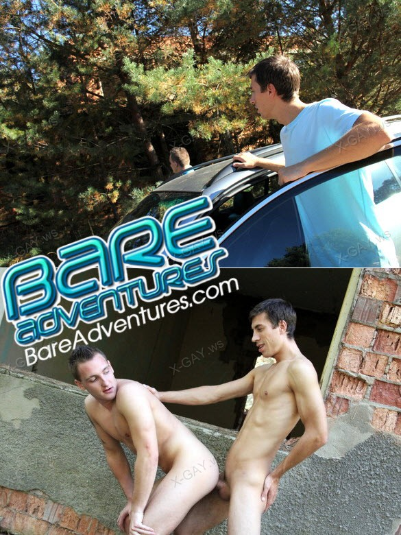 BareAdventures: Zac Powers & John Parker