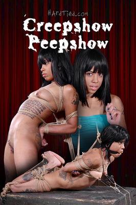 Hardtied - May 27, 2015: Creepshow Peepshow | Jessica Creepshow | Jack Hammer