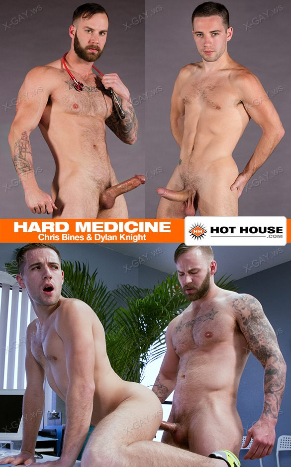 HotHouse: Hard Medicine (Dylan Knight & Chris Bines)