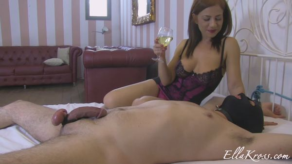 new 30.05.2015 Mouth Spitting and Ball Torture
