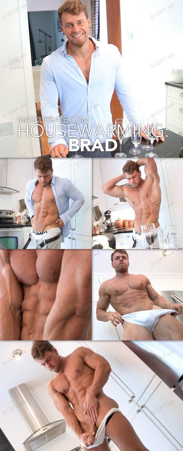 Maskurbate: Housewarming Party (Brad)