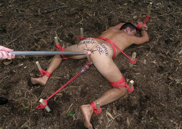 new 06.06.2015 Woodland Arse Abuse part 3