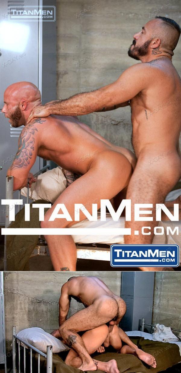 TitanMen: Upper Hand (Drake Jaden, Alessio Romero)