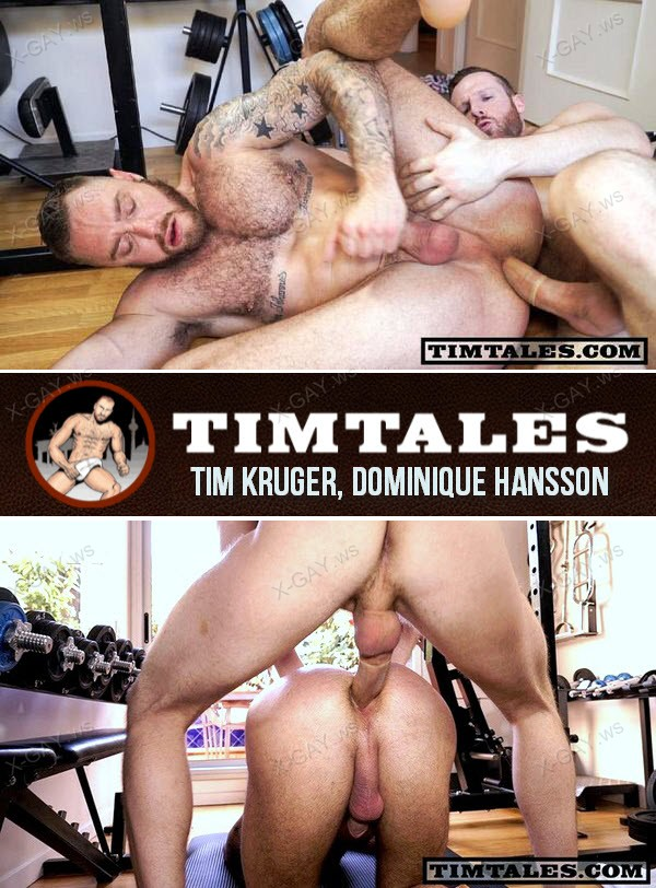 TimTales: Tim Kruger, Dominique Hansson