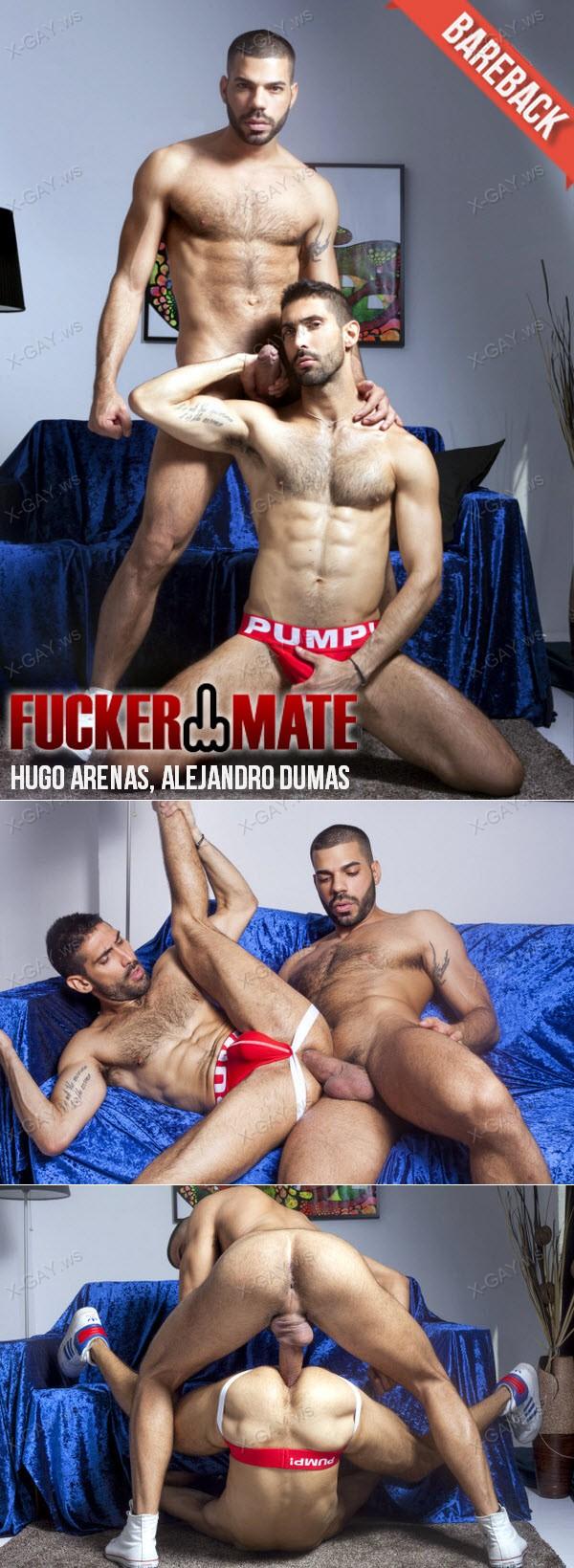 FuckerMate: Cuban Freedom (Hugo Arenas, Alejandro Dumas) (Bareback)