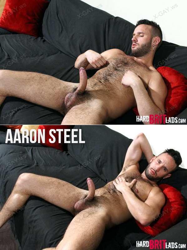 HardBritLads: Aaron Steel