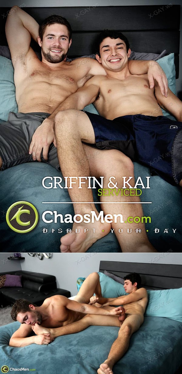 ChaosMen: Griffin, Kai (Serviced)