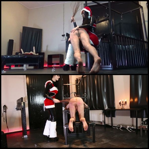 You Have Been A Naughty Slave – Spanking