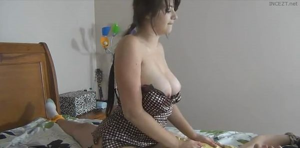 Big Brother Bound And Forced To Ride And Fuck