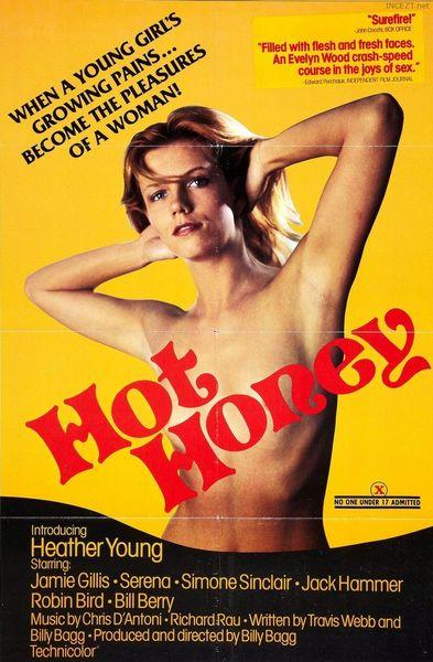 Hot Honey (1978) Classic Porn, Incest