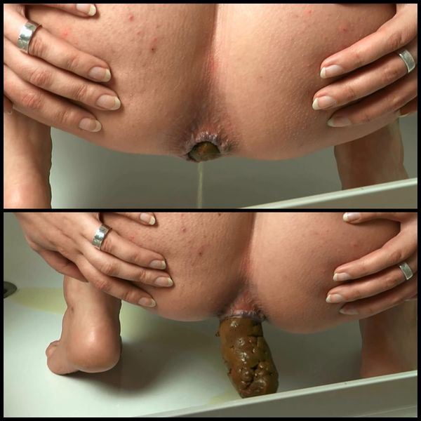 The big fat sausage – Solo Scat, Poopping