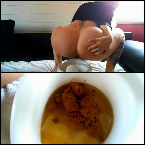 Stool sample – Solo Scat, Poopping