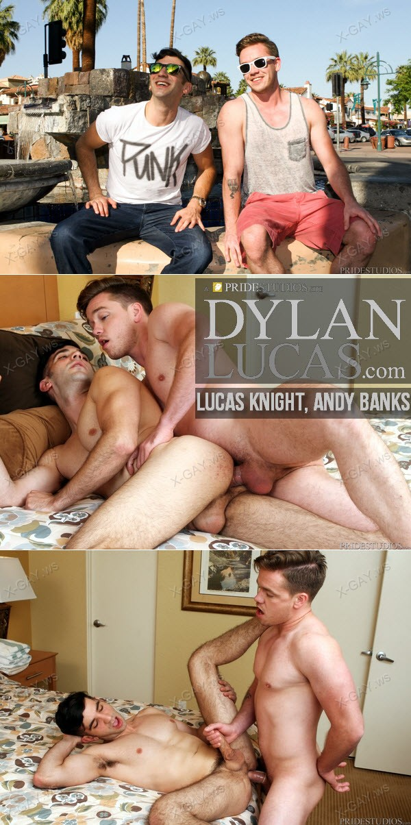 DylanLucas: My New Brother (Lucas Knight, Andy Banks)