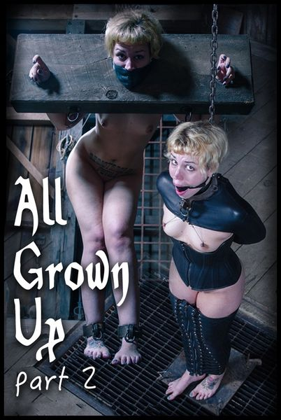 (17.07.2015) All Grown Up Part 2 – Elizabeth Thorn