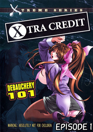 Cover Xtra Credit – Slavery Academy