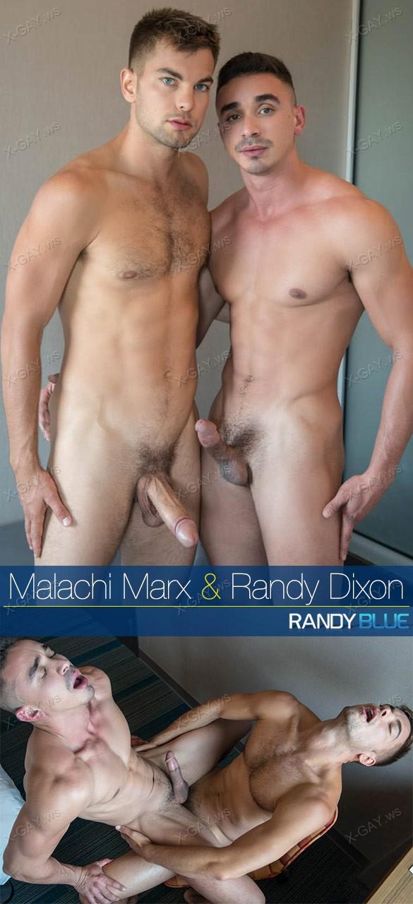 RandyBlue: Malachi Marx, Randy Dixon (Bareback)