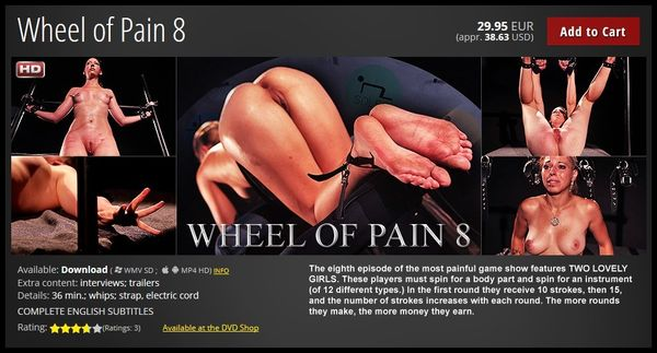 (14.08.2015) Wheel of Pain 8