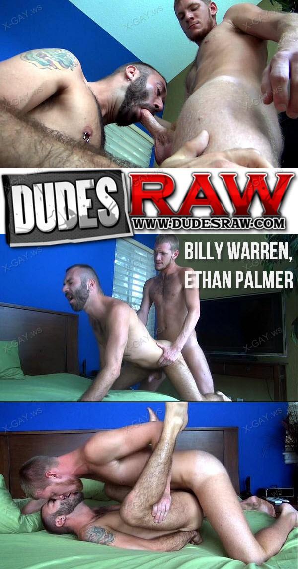 DudesRaw: Billy Warren, Ethan Palmer (Bareback)