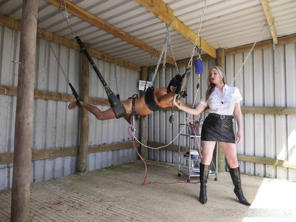 TheEnglishMansion - Mistress Sidonia - Milking Bay 42 complete 10.09.2015