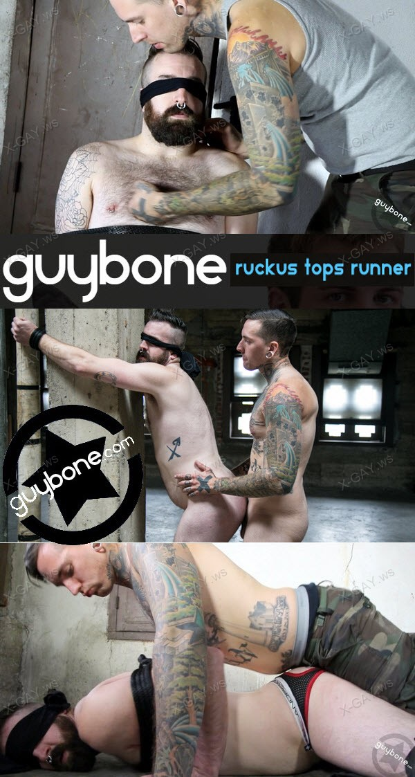 GuyBone: Ruckus Tops Runner