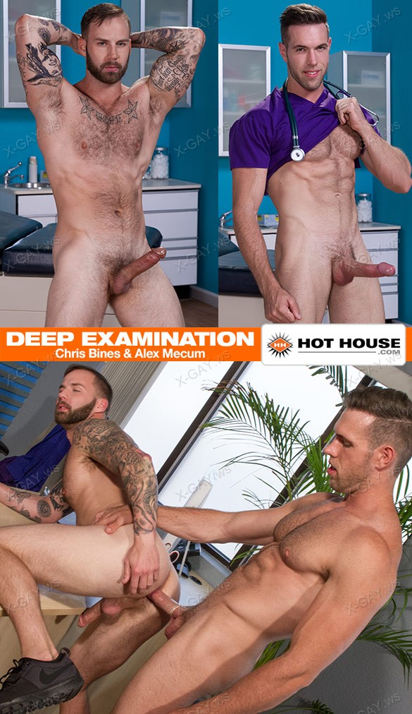 HotHouse: Deep Examination (Chris Bines, Alex Mecum)