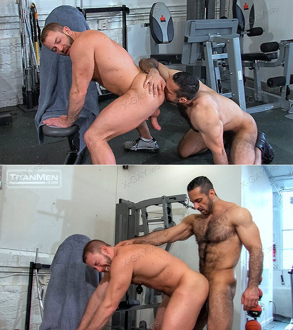 TitanMen: Break A Sweat (Adam Champ, Shay Michaels)